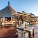 hoodia desert lodge deck day